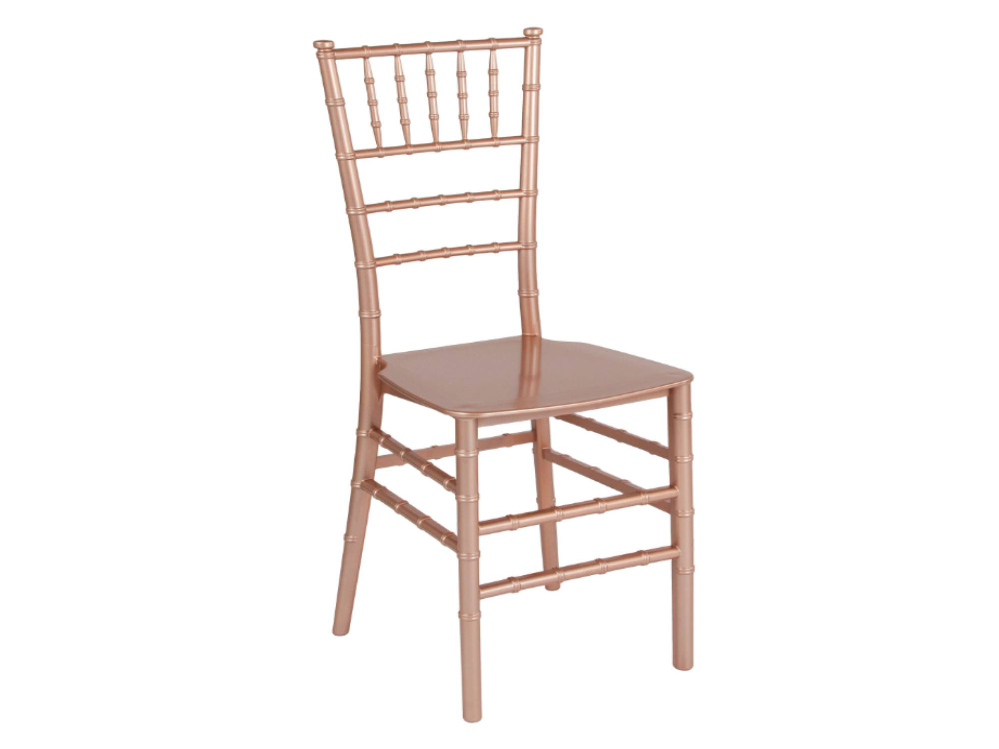 CHIAVARI CHAIR - ROSE GOLD