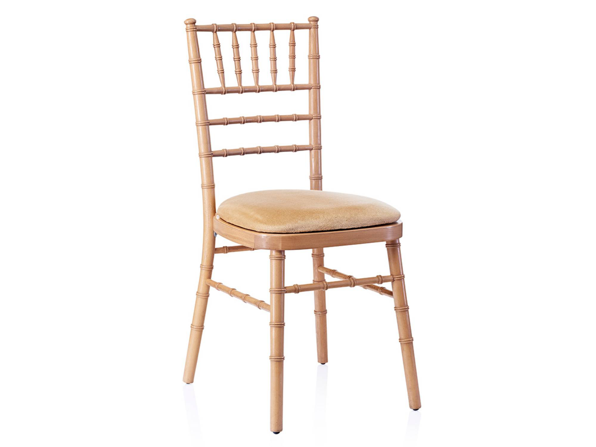 CHIAVARI CHAIR - NATURAL WOOD