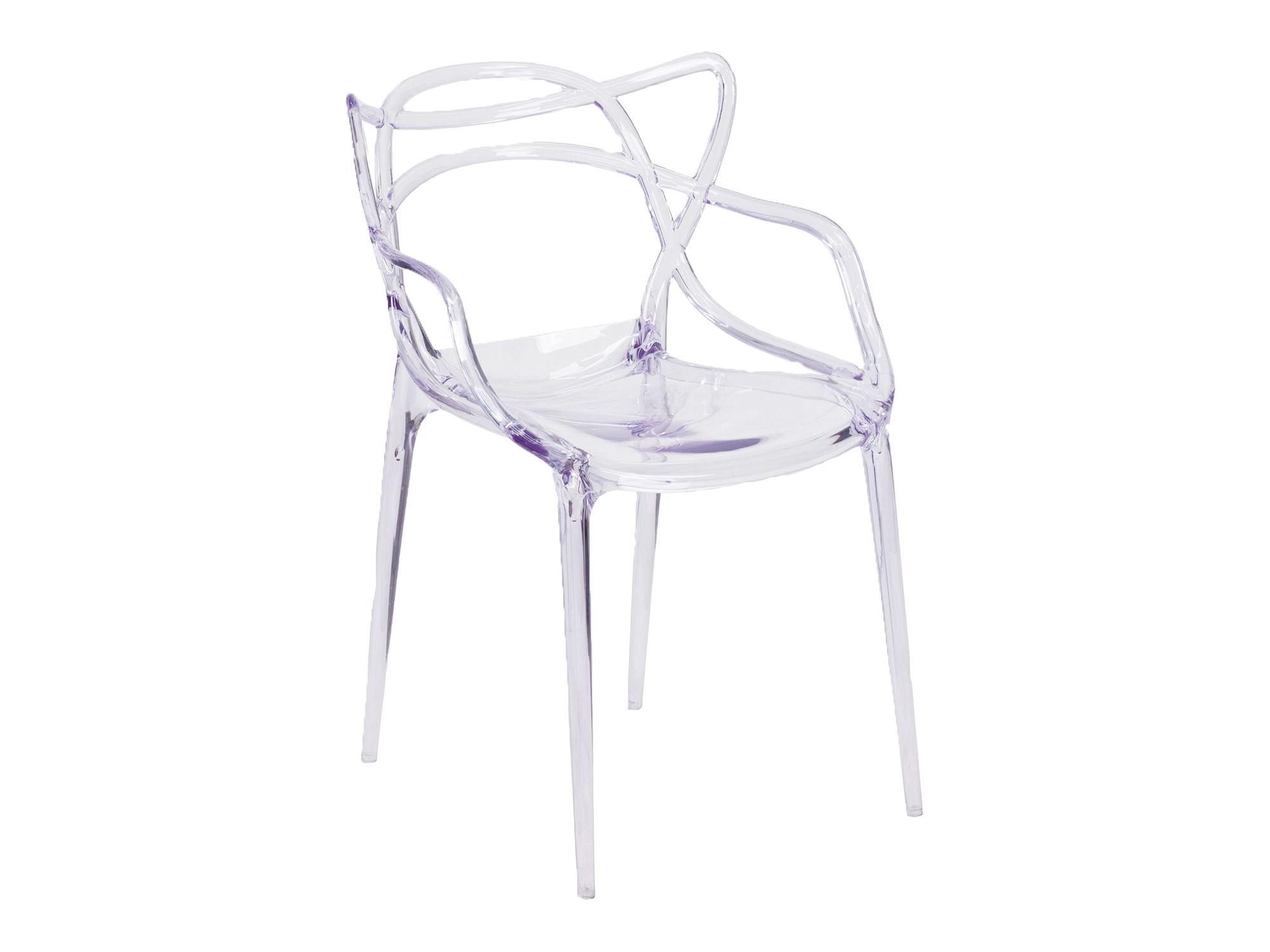 CONTEMPORARY NEST GHOST CHAIR