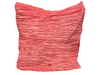 CRINKLE PILLOW - CORAL