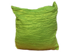 CRINKLE PILLOW - LIME