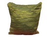 CRINKLE PILLOW - OLIVE