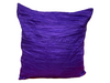 CRINKLE PILLOW - PURPLE