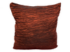 CRINKLE PILLOW - RUST
