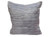 CRINKLE PILLOW - SILVER
