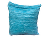 CRINKLE PILLOW - TURQUOISE 1