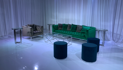 DUBLIN SOFA GROUPING 3 - EMERALD