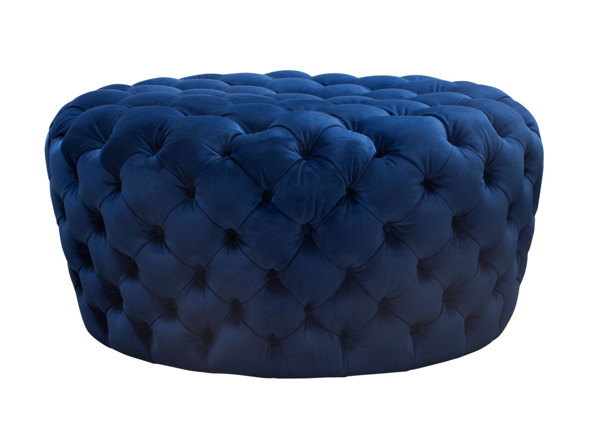 HOLLYWOOD OTTOMAN - NAVY