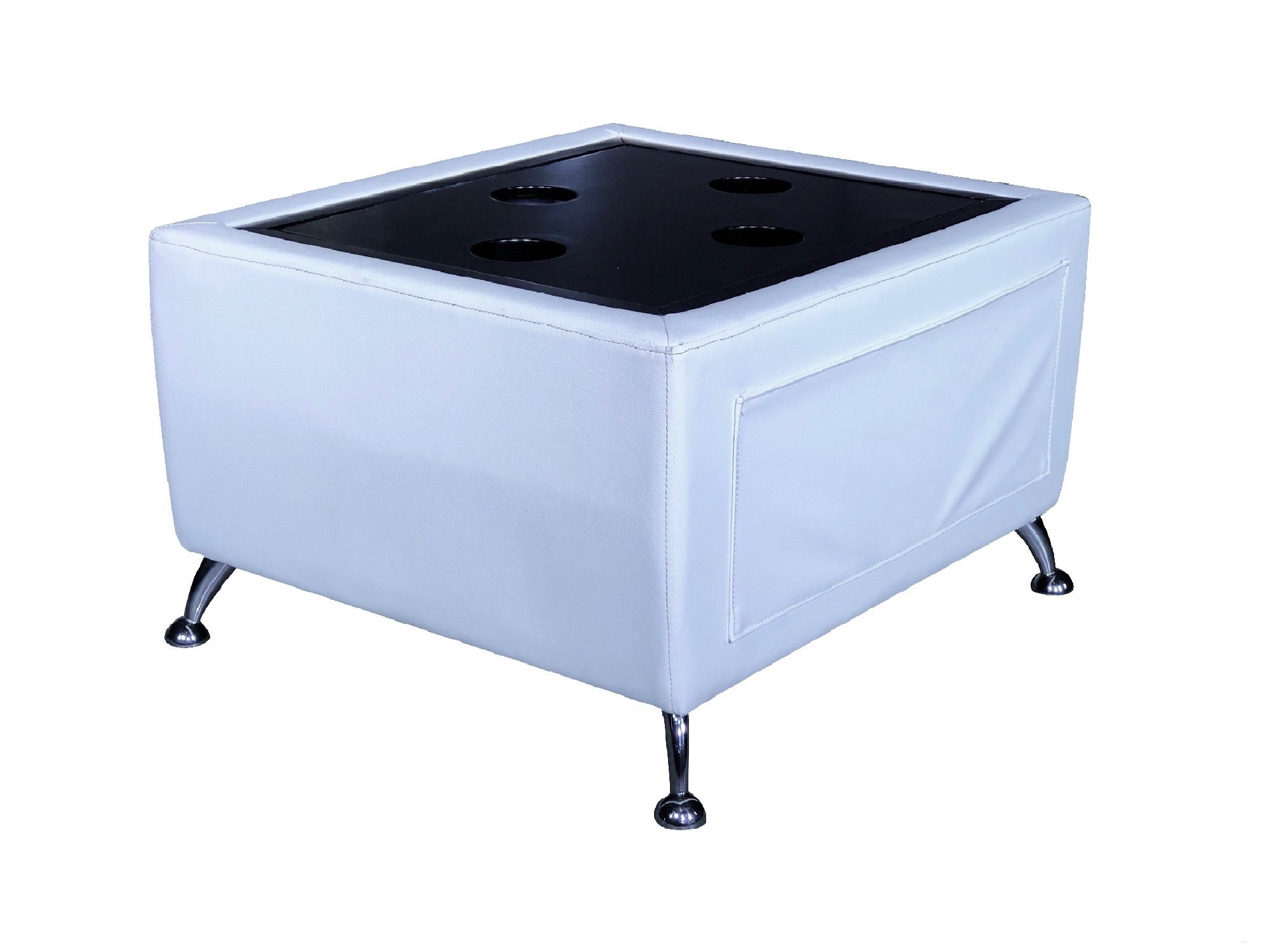 HOSPITALITY CUPHOLDER COFFEE TABLE
