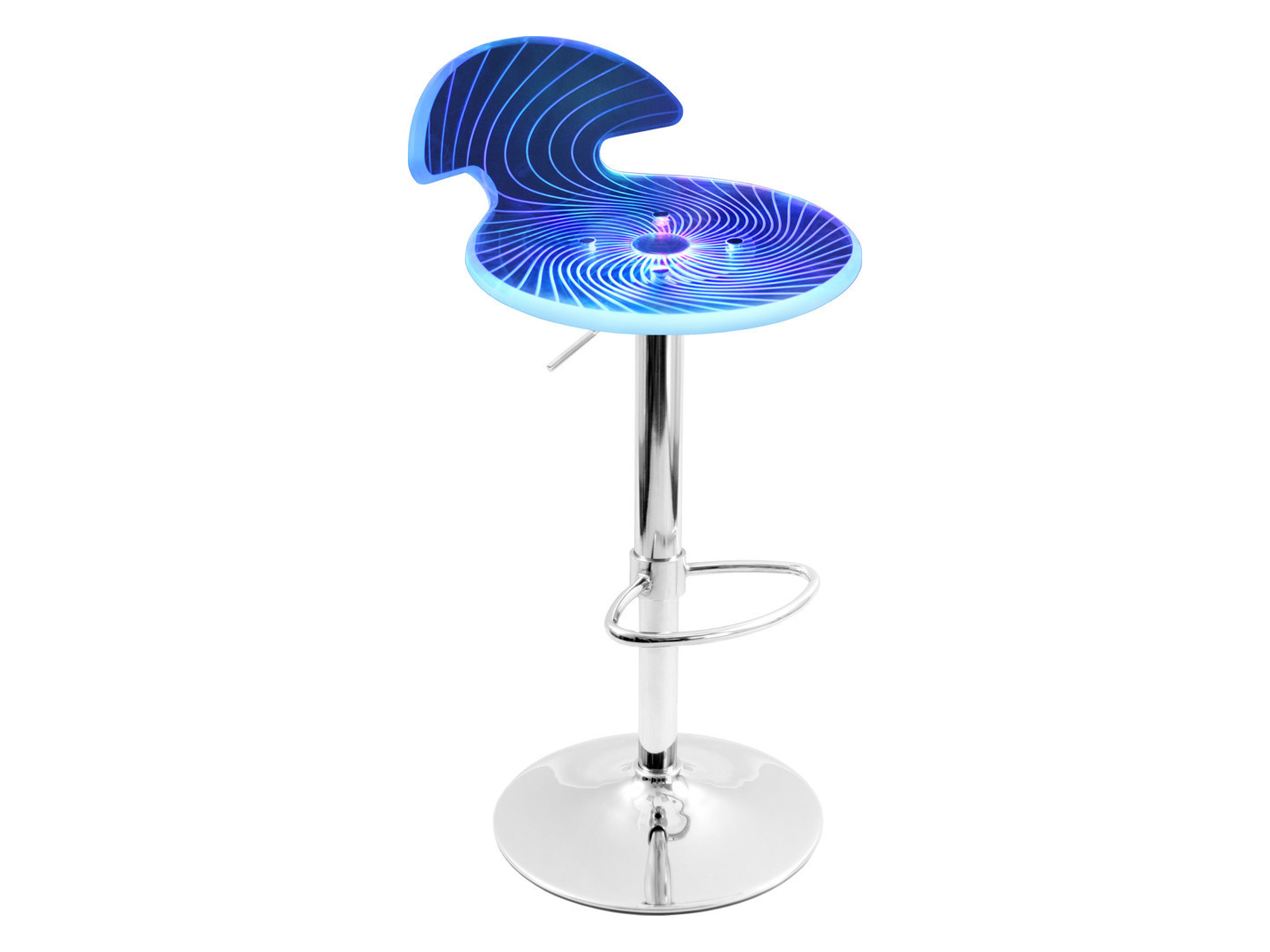 ILLUMINATED BARSTOOL