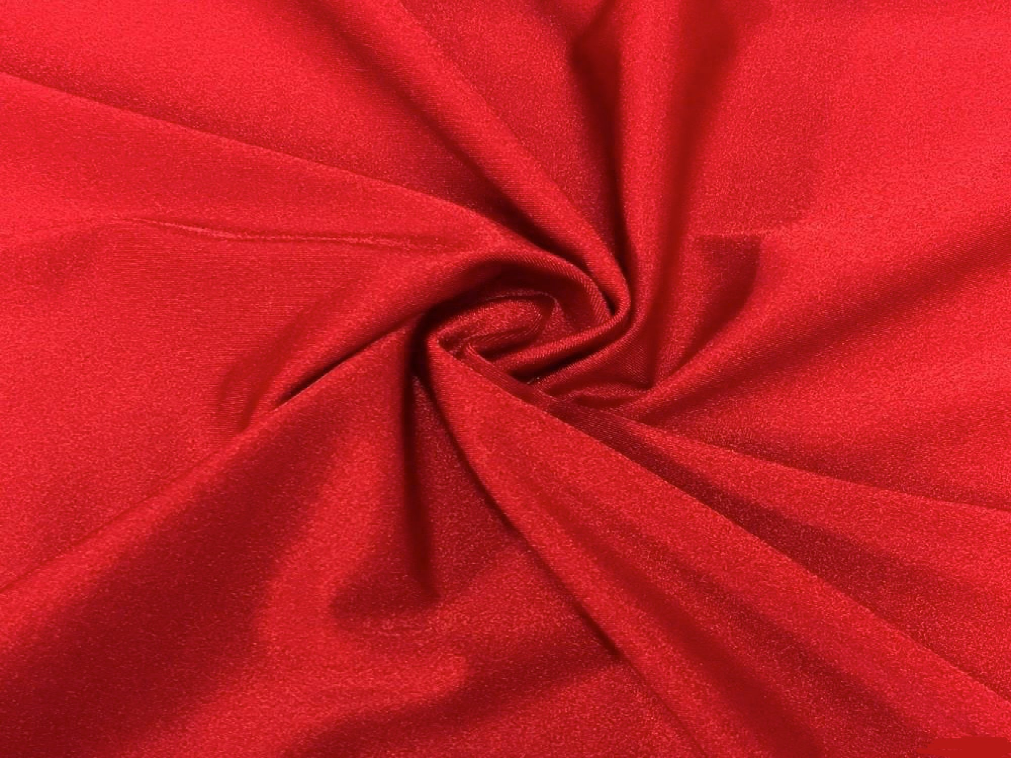 LITE L'AMOUR DRAPE - RED