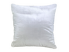 MICROSUEDE PILLOW - IVORY
