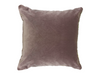 MICROSUEDE PILLOW - LILAC