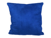 MICROSUEDE PILLOW - NAVY