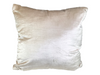 MICROSUEDE PILLOW - TAUPE