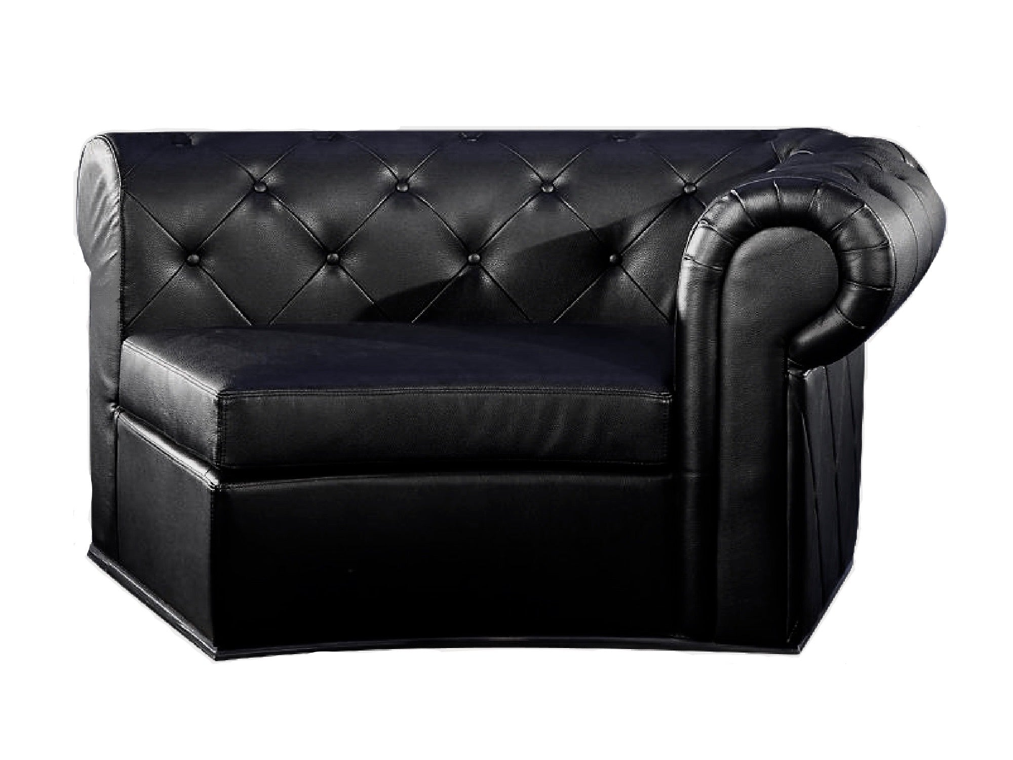 MIDNIGHT RIGHT ARM SOFA SECTION