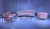 MONACO SOFA GROUPING 2 - BLUSH