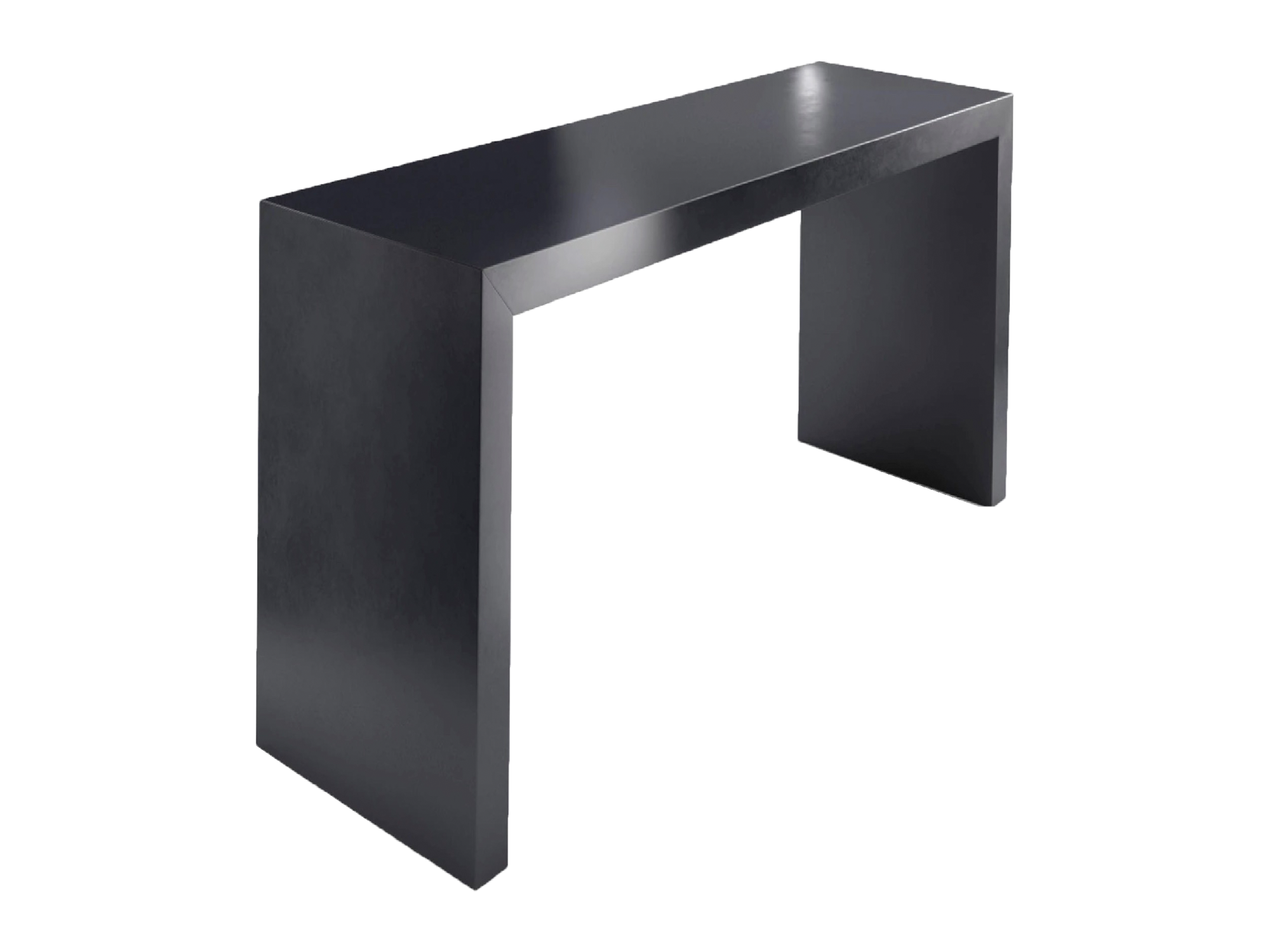 PEACHTREE COMMUNAL TABLE - BLACK