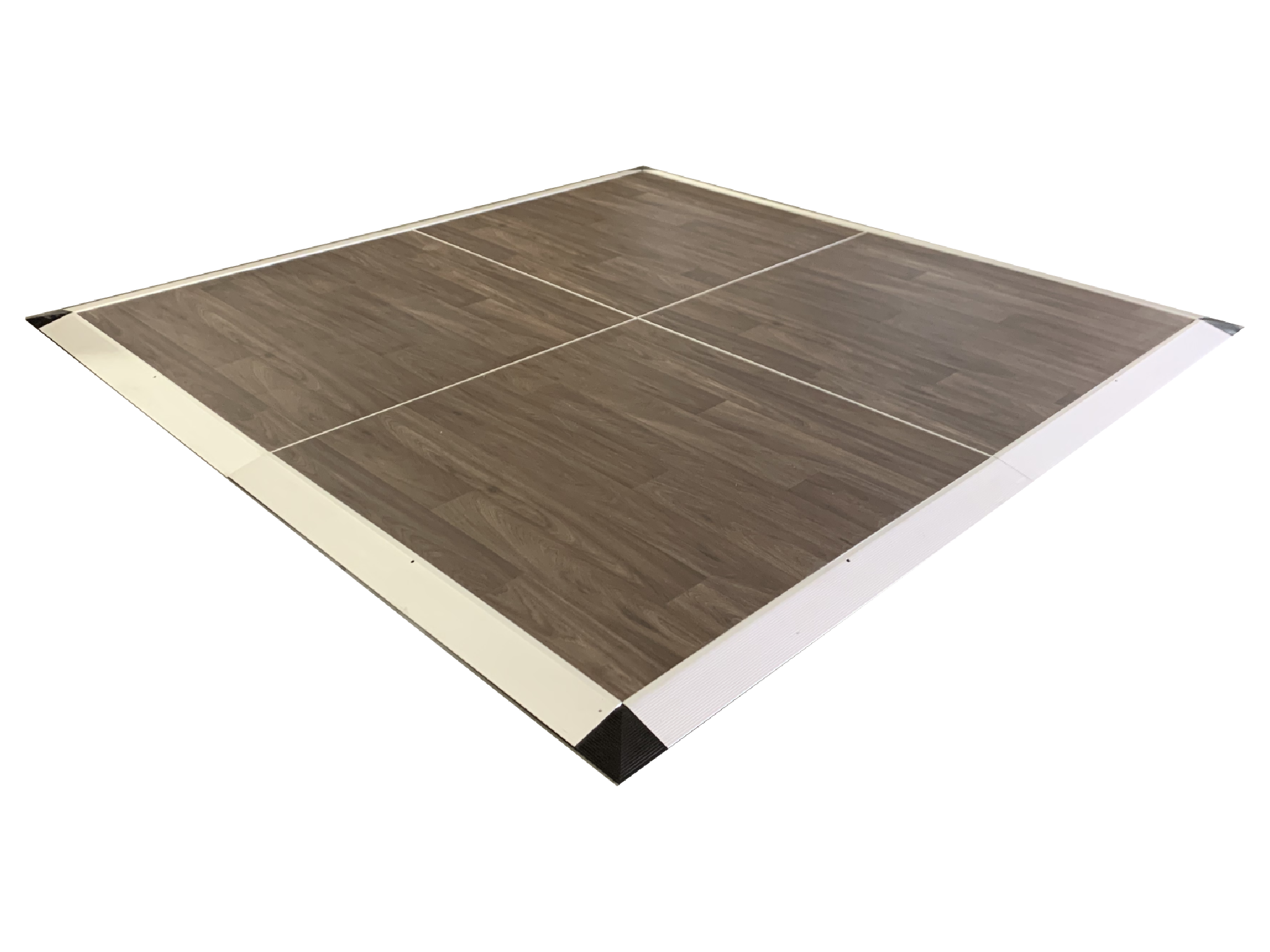 WALNUT WOODEN DANCE FLOOR (priced by sq. ft.)