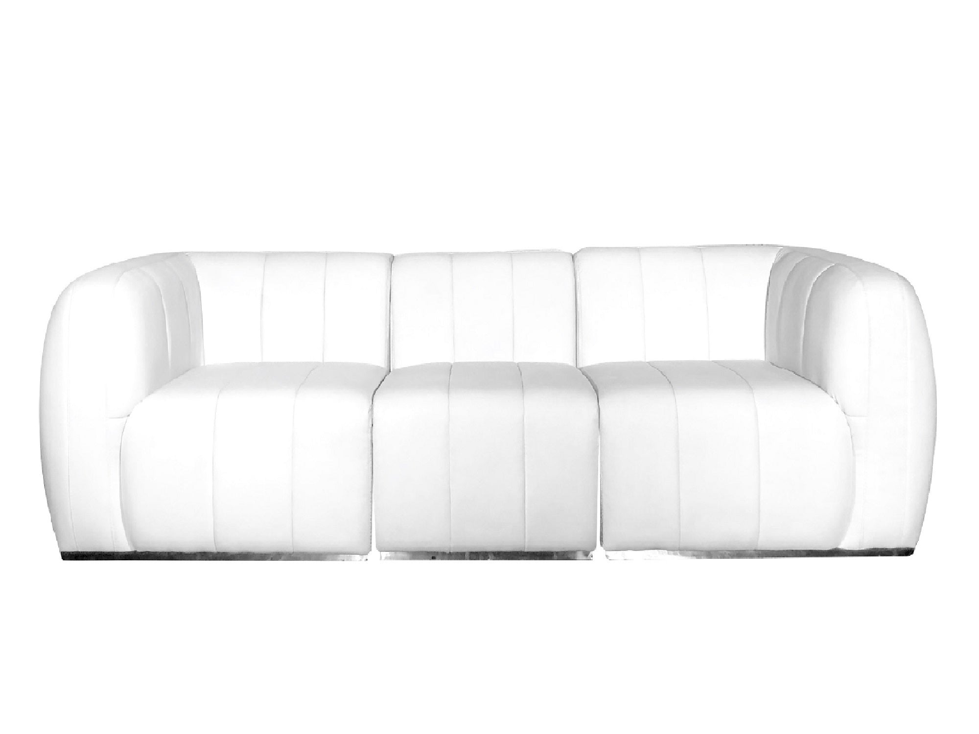 PLUSH 3PC SOFA