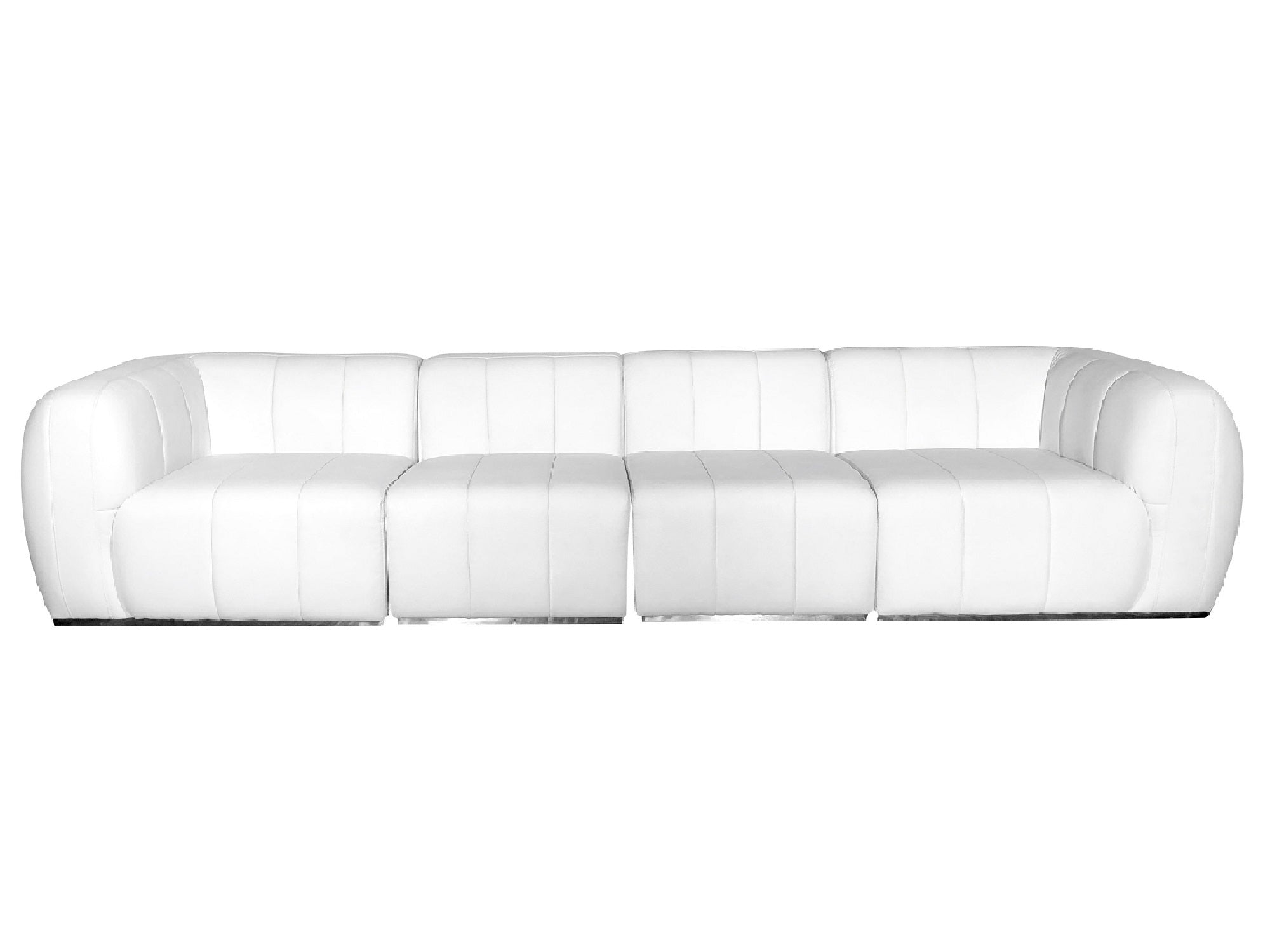 PLUSH 4PC SOFA