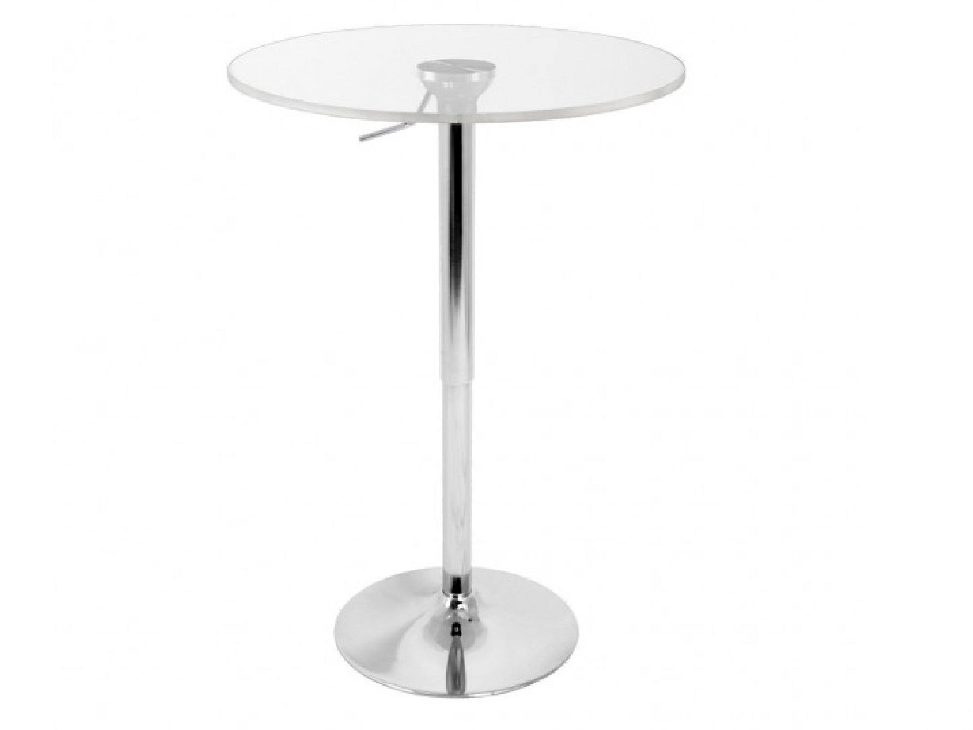 PUB COCKTAIL TABLE - CRYSTAL ICE