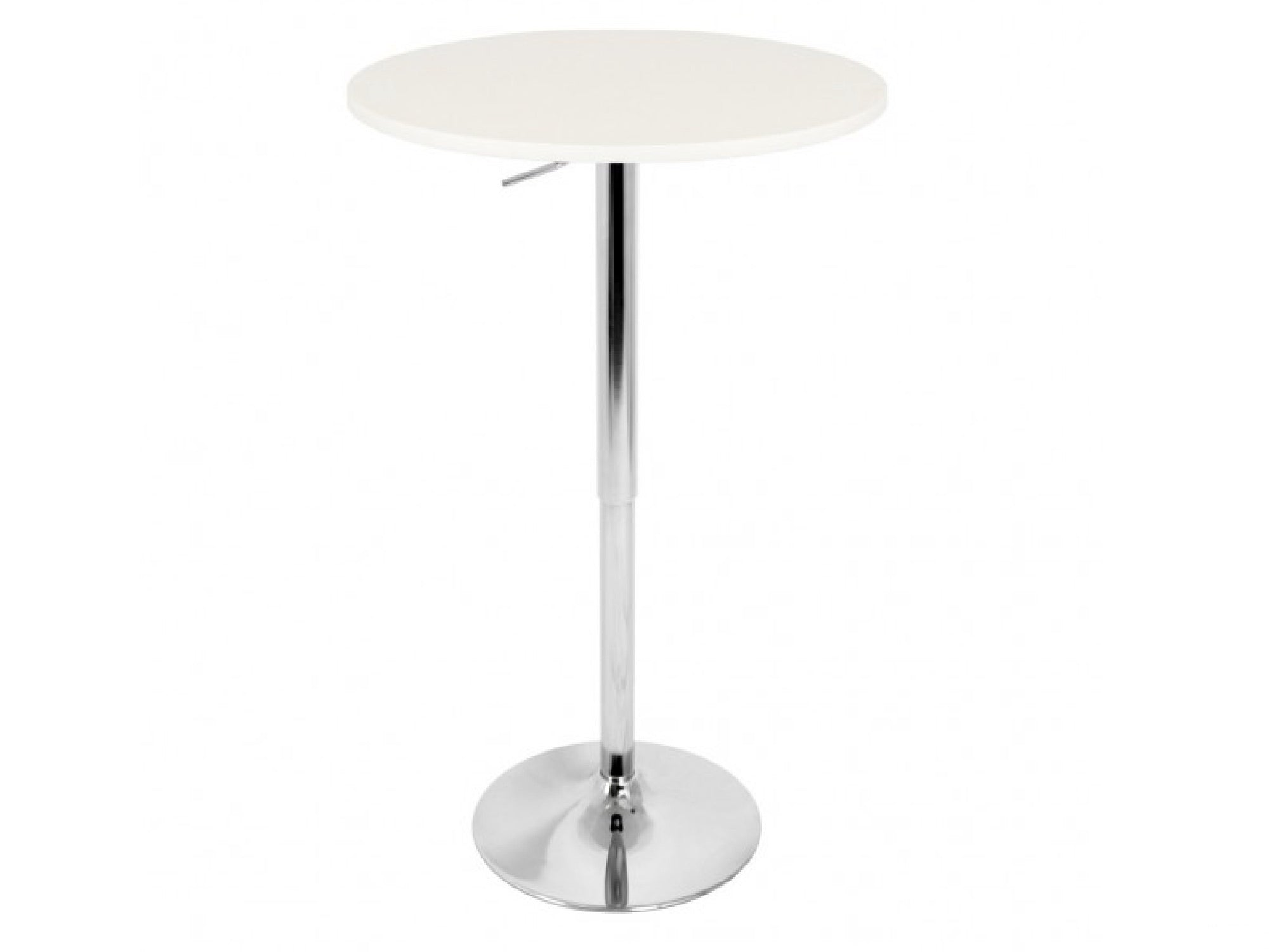 PUB COCKTAIL TABLE - WHITE