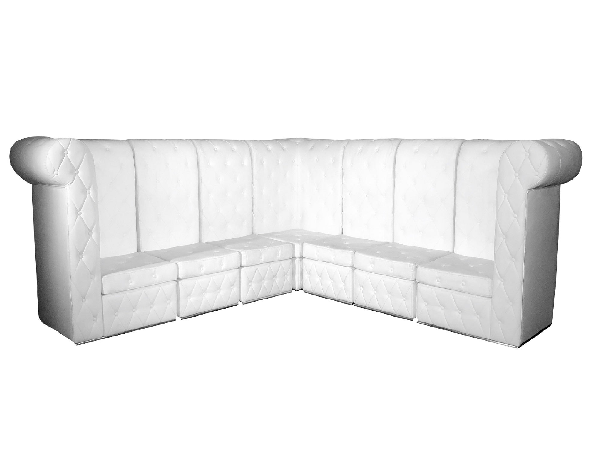 "ROYALTY 7PC ""L"" SHAPED SECTIONAL"