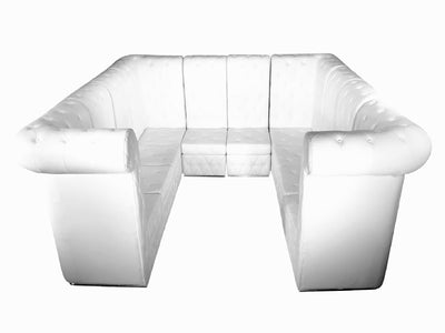 "ROYALTY 10pc ""U"" SHAPED SECTIONAL"