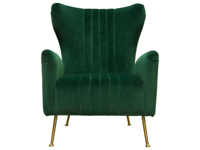 SINCLAIR ARMCHAIR - EMERALD
