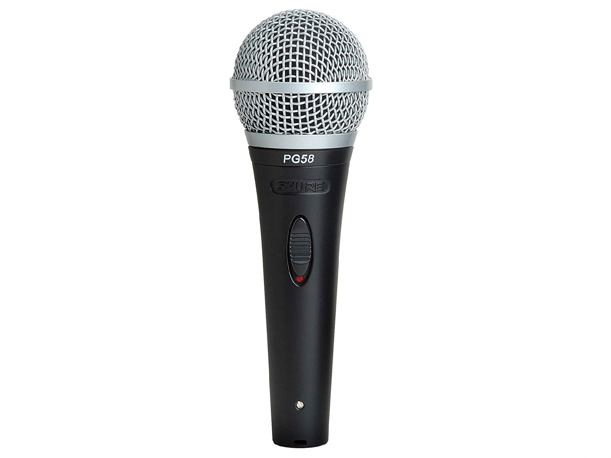 SHURE PG58-XLR | WIRED MICROPHONE