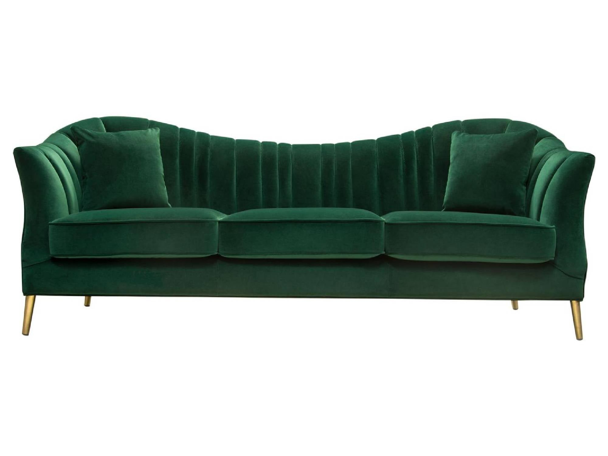 SINCLAIR SOFA - EMERALD