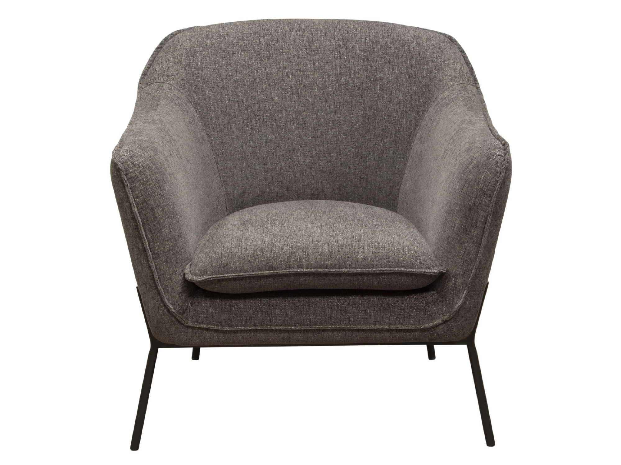SOHO ARMCHAIR - DUSK GREY