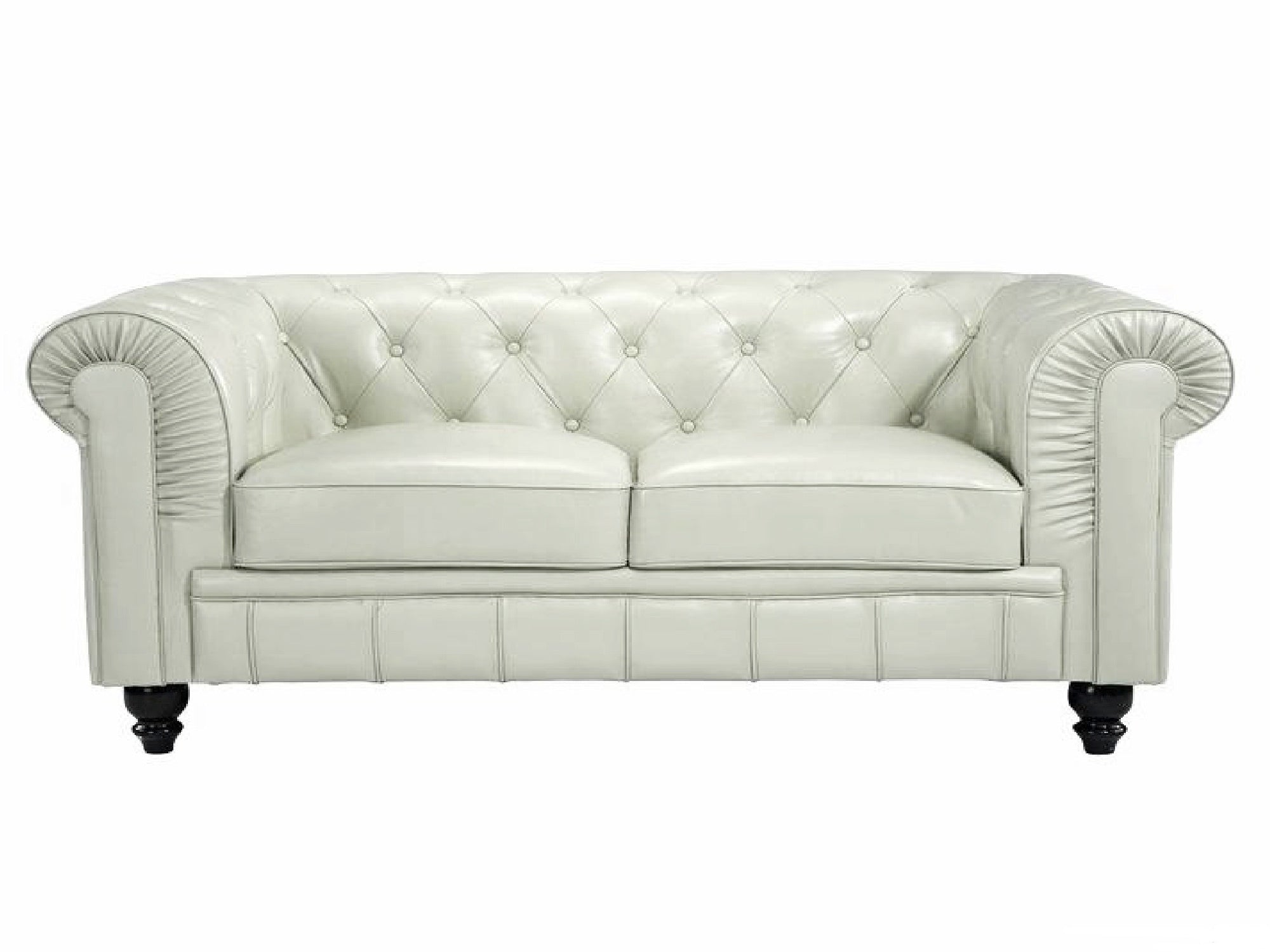VIENNA LOVESEAT - WHITE