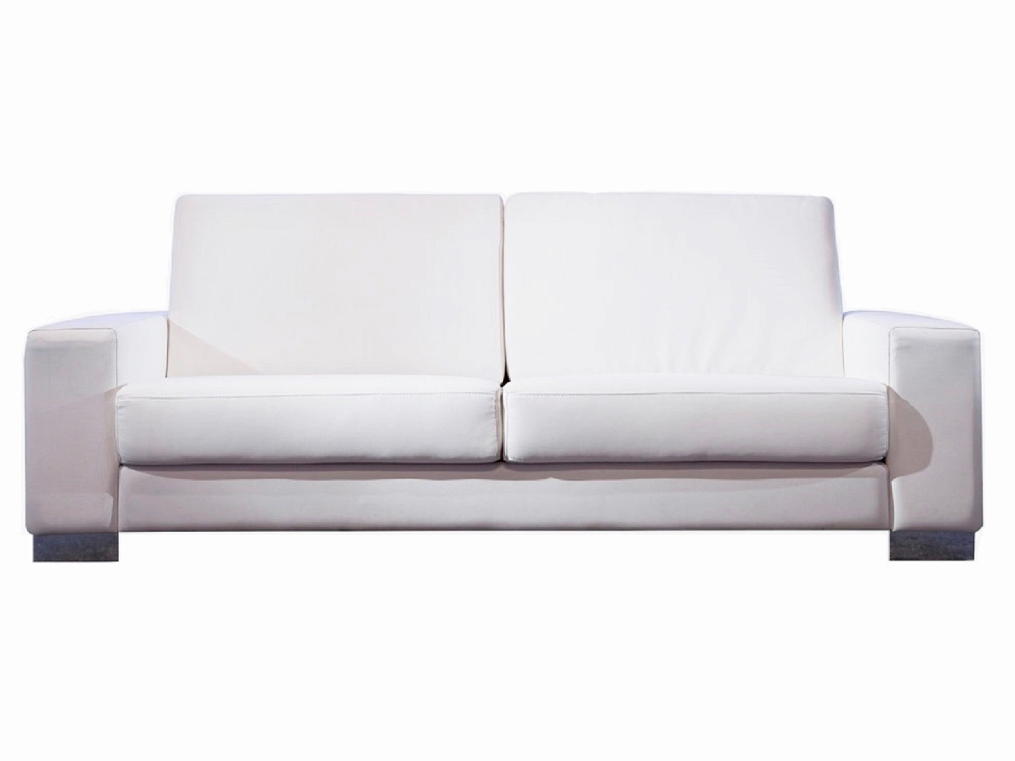 PEACHTREE SOFA - WHITE