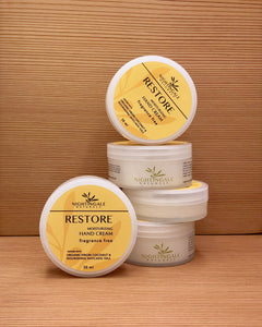 Restore | Hand Cream | Fragrance Free