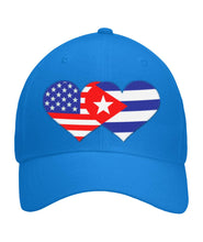 Baseball Cap - We HEART Cuba