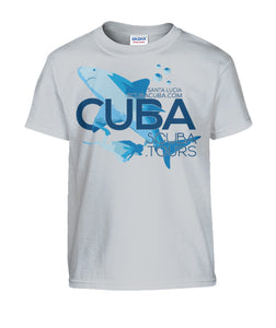 Youth T shirt - Santa Lucia Bull Shark