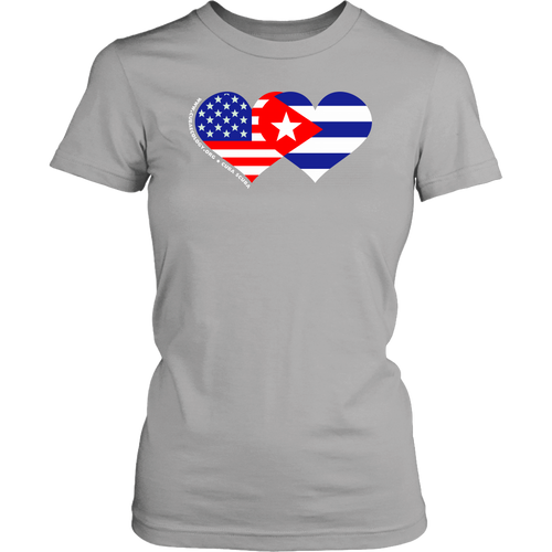 Ladies' Tee - We HEART Cuba