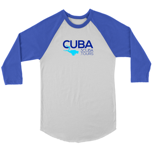 Branded Long Sleeve - CUBA SCUBA!