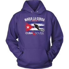 Hoodie:  Double-sided Scuba Che - MLG Flag