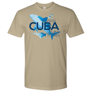 Men's T-shirt - Bull Shark Sta Lucia