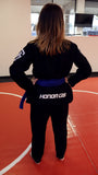 Women's Black Competition Honor Gi