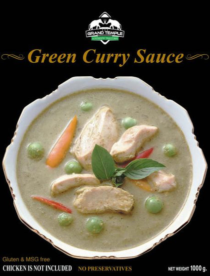 Green Curry Sauce - 35.3(oz)