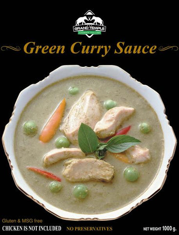 Green Curry Sauce - 35.3(oz) (Feeds ~8 People)