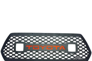 2016 – 2017 Tacoma Double Pod Grille - DB Customz
