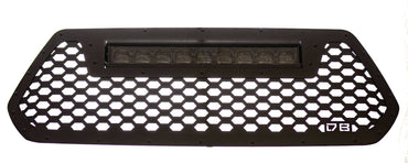 "2016 - 2020 Tacoma 20"" Black Ops LED Light Bar Grille Insert"