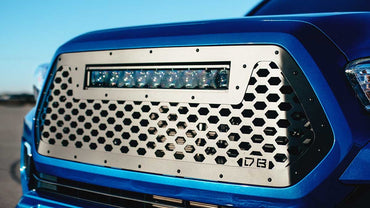 "2016 - 2017 Tacoma 20"" LED Light Bar Grille Insert - DB Customz"