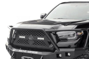 Road Armor Winch HD Bumper with Lonestar Guard