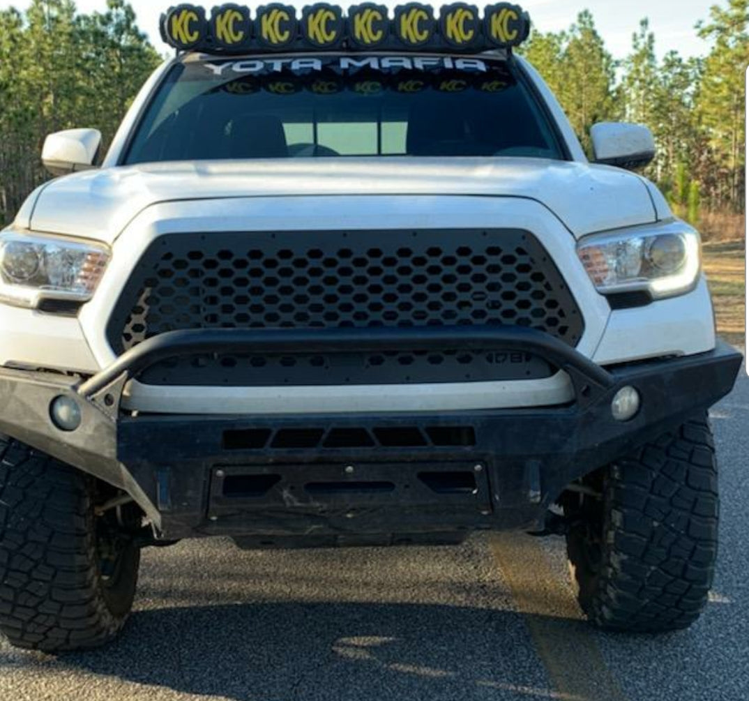 2016 - 2020 TOYOTA TACOMA GRILLE INSERT HONEYCOMB 16TACV420
